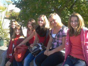 Ausflug in den Luisenpark Mannheim