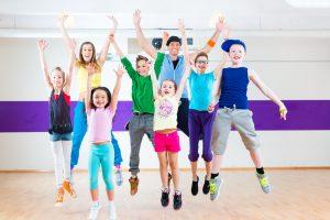 Kinder- und Jugendtanzen beim TSC ab 26. Oktober 2020 wieder im Sickingen- Gymnasium Landstuhl